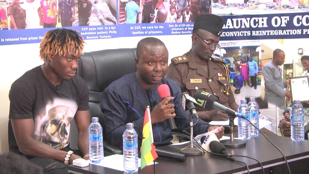 Crime Check Foundation launches Ex-convicts Reintegration project
