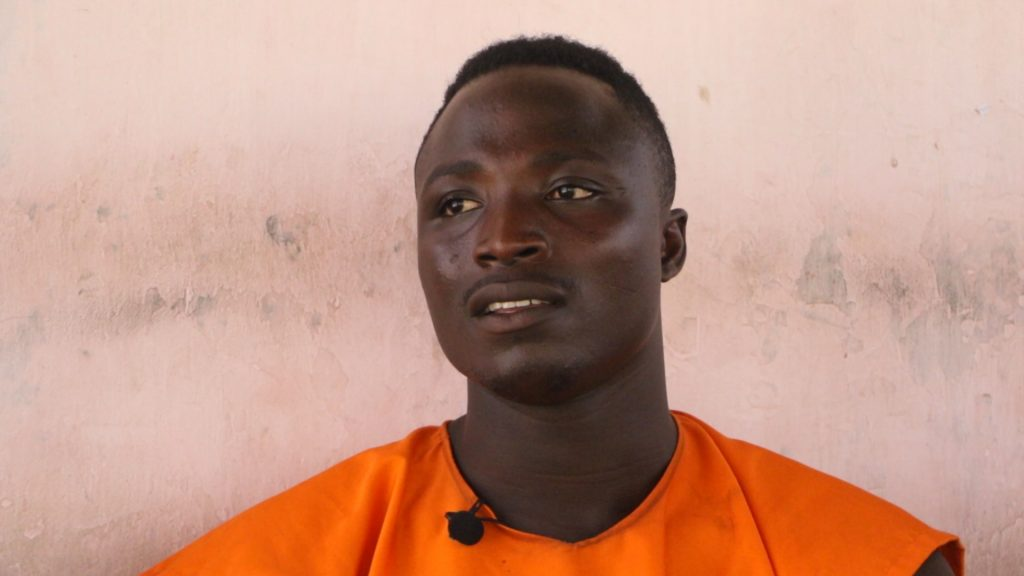 I didn't get my share of the stolen money, but was given 15yrs – Gang leader cries