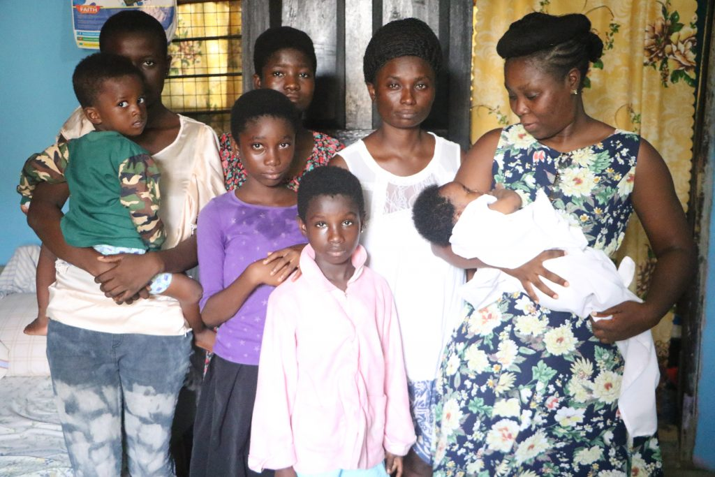 I WANT TO KILL MYSELF – WIDOW WITH 6 CHILDREN GRIEVES