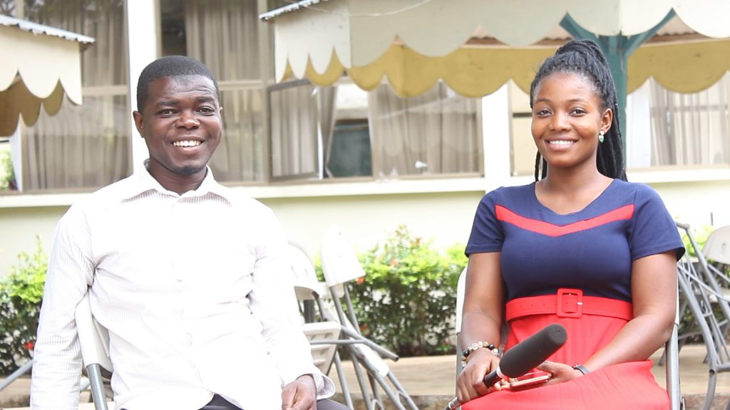 James Okyere a native of Kumasi in the Ashanti Region of Ghana called on Crime Check Foundation in September,2019 to financially support him undergo Chemotherapy.