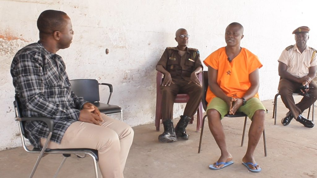 Kwadwo Asare, an inmate at Sekondi Central Prison in the Western Region of Ghana had the shock of his life when a judge added five years to his ten year sentence after he had gone to appeal his original sentence.