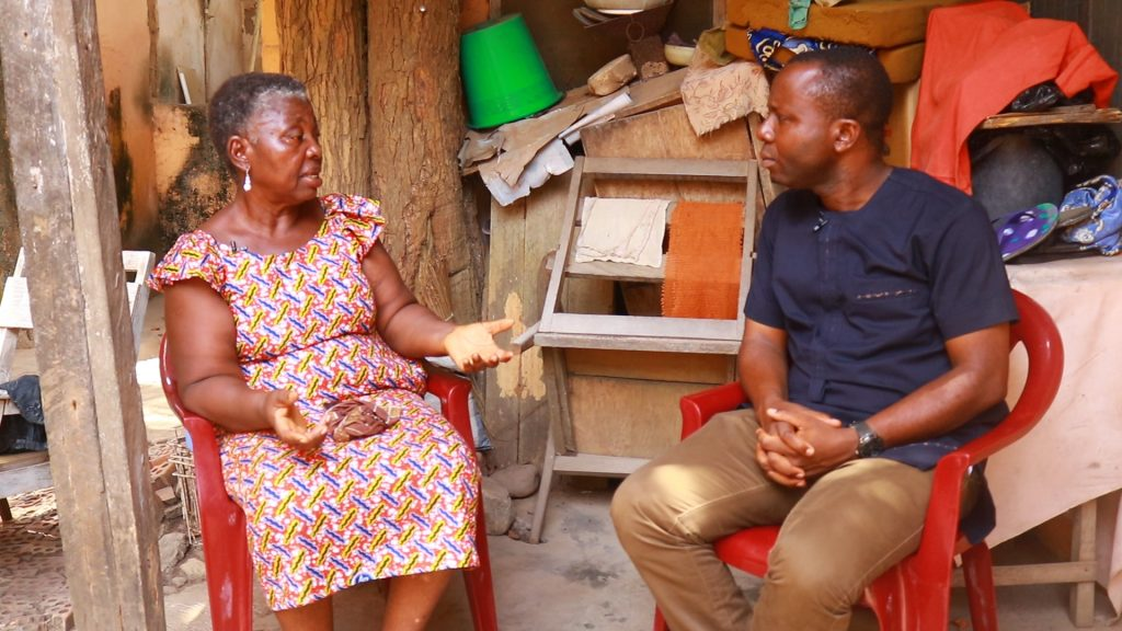 """""""If not for my grandchild, I think I will be better off dead than being alive"""", says a 68 year old grandmother in dire need of support."""