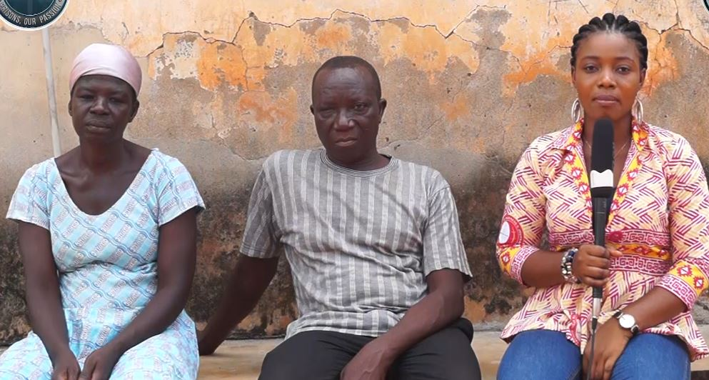 FAMISHED COUPLE WITH DISABLED KIDS GET CCF SUPPORT