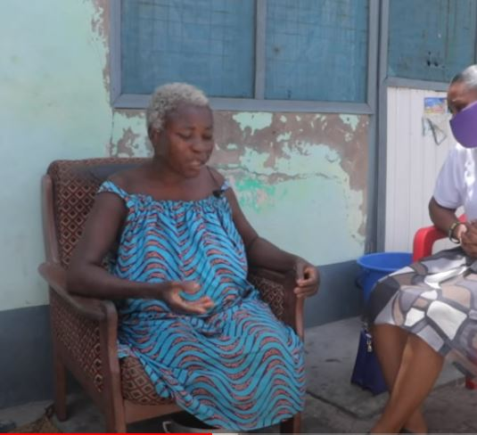 CCF reaches-out to 56 year old amputee widow