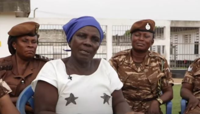 81 YR OLD PRISONER CRIES TO GOVERNMENT TO HELP HER APPEAL HER SENTENCE
