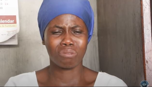 THE TEARS OF A PRISONER BETRAYED BY HUSBAND AND MOTHER-IN-LAW