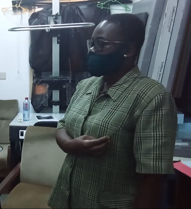 SECURITY WOMAN BATTLING CANCER AND DIABETES GETS CCF SUPPORT TO UNDERGO TREATMENT