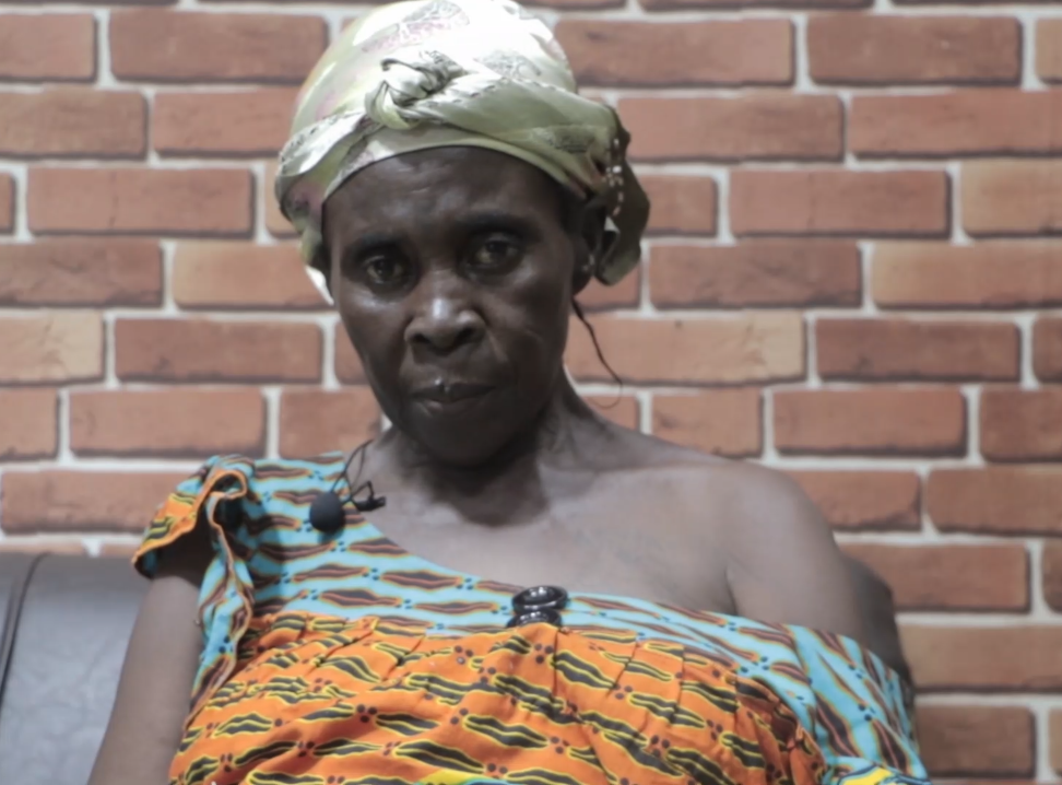 I am dying, please save me-50 yr old widow with over 12 months' 'pregnancy'