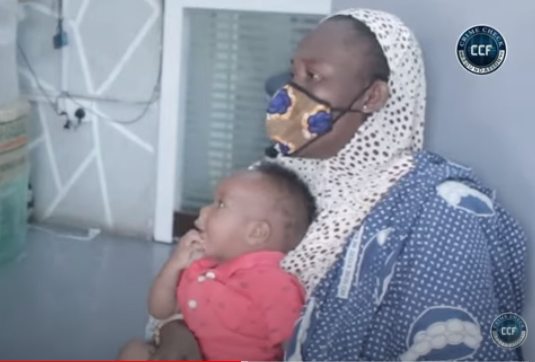 Who will save my 7-month-old son from kidney faiure?- woman cries