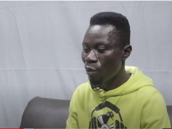 Undertaker narrates chilling account of his struggles after prison
