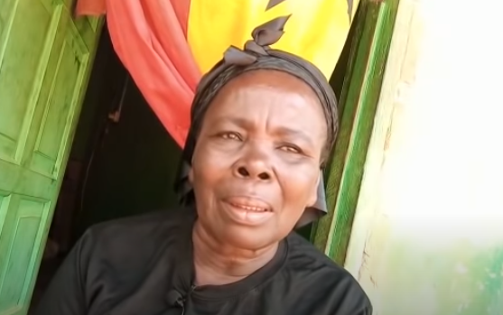I want to give my eyes to my blind grandchildren- woman accused of witchcraft cries