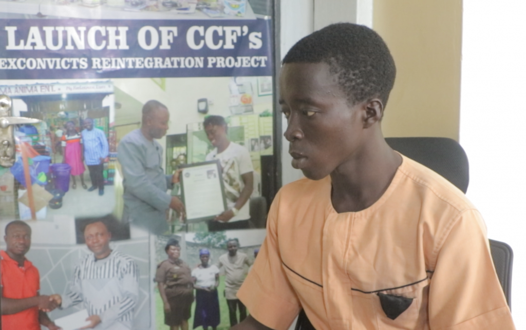 Ex-convict wants to be a nurse but three SHS refuse to admit him