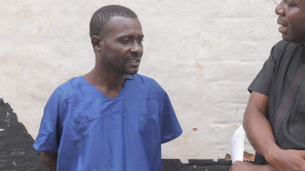 The poor Mampong 'barber' with 30 girlfriends jailed